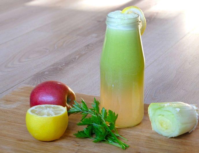 Celery Cleanse Juice